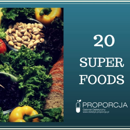 22 superfoods
